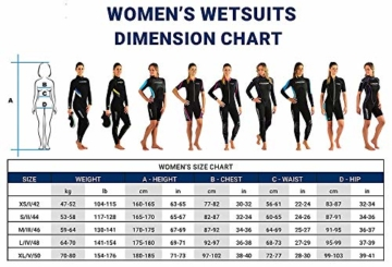 All-in-one Wetsuit